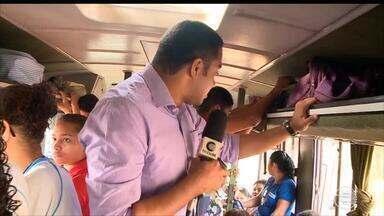 Moradores da Zona Rural reclamam de ônibus e empresas querem aumento de passagem - Moradores da Zona Rural reclamam de ônibus e empresas querem aumento de passagem