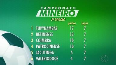 Tupynambás está a uma vitória do título da Segundona e do acesso ao Módulo II - Baeta visita Betinense neste sábado, às 16h30, para carimbar o acesso. Time tem 11 vitórias em 13 jogos no campeonato.