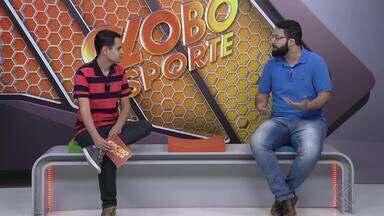 Diego Alves comenta campanha do Baeta e situação do Galo Carijó - Comentarista acredita em vitória do Tupynambás. Ele também analisa saída de Ricardinho do comando do Tupi-MG.