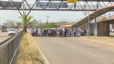 Estudantes e professores da Unifap ocuparam a universidades nos campi de Macapá e Oiapoque - Estudantes e professores da Universidade Federal do Amapá (Unifap) ocuparam nesta sexta-feira (11) os campus da universidade para protestar.