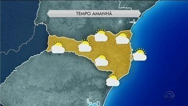 Sábado (12) tem sol e temperaturas amenas em Santa Catarina - Sábado (12) tem sol e temperaturas amenas em Santa Catarina