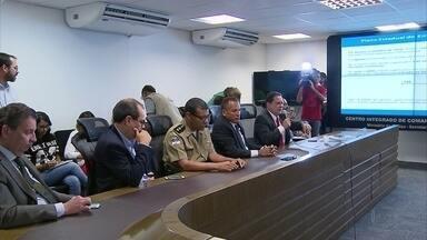 Ônibus no Grande Recife terão sistema de rastreamento por GPS - Objetivo é acelerar a chegada da polícia para atender aos casos de assaltos nos veículos.
