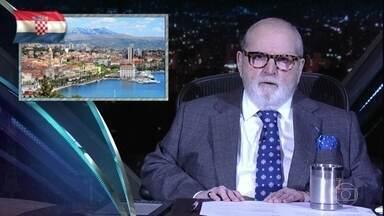 "Jô abre programa de sexta-feira comentando as notícias da ""boato press"" - Drauzio Varella é o convidado especial da noite"