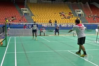 Pouco conhecido no Brasil, badminton faz sucesso em vários países - Mogi das Cruzes participou de campeonato da modalidade e conquistou oito medalhas.