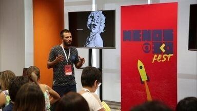'Inovação brasileira' é tema da 2ª edição do 'Menos 30 fest' em SP - Rede Globo promove a 2ª edição do festival de empreendedorismo. Várias atividades estão programadas para dois dias de evento.