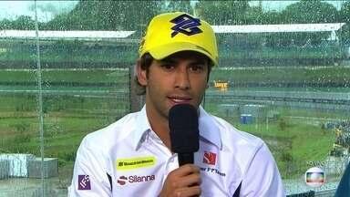 Felipe Nasr diz que está trabalhando duro junto com a equipe para se manter na F1 em 2017 - O piloto garante que a Fórmula 1 é sua prioridade.
