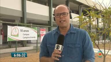 IFPB em Campina Grande inicia greve geral nesta segunda-feira - Greve envolve professores e servidores.