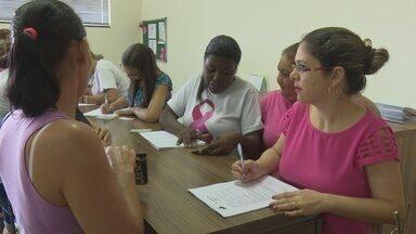 Hospital Daniel Comboni encerra campanha do Outubro Rosa - Unidade atendeu cerca de 2 mil mulheres.
