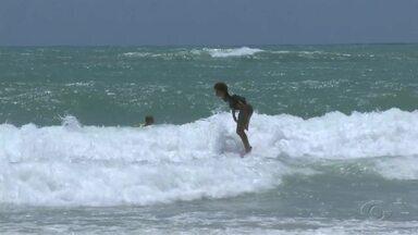 Final do Campeonato Brasileiro de Surf é realizado na Praia do Francês - Alagoanos fizeram bonitos nessa etapa.