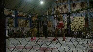 Final de semana teve mais uma edição do Maceió Fight - Público pode acompanhar dez combates.