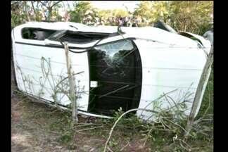 Acidente com morte em Miraguaí, RS - Homem de 38 anos morre após perder o controle de veículo.