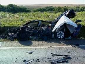 Duas pessoas morrem em acidentes na região Norte do RS - Trânsito deixou duas vítimas fatais na manha desta segunda-feira (14)