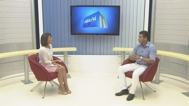 Secretário de planejamento do Amapá fala sobre problemas de servidores com bancos - Com o pagamento do 13º salário, muitos servidores nem viram a cor do dinheiro, porque os bancos cobraram os juros de empréstimos.