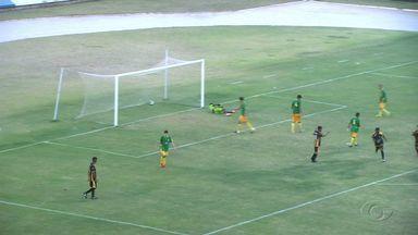 CRB vence o CSA no Campeonato Alagoano do sub-17 - Goleada leva CRB para final da competição estadual.