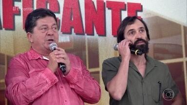 Stepan Nercessian e Júlio Andrade estrelam filme 'Sob Pressão' - Filme trata o dilema de médicos que precisam decidir que pacientes devem atender primeiro na emergência de um hospital público