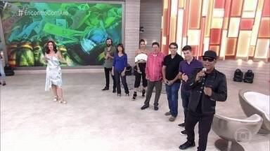 Fátima promove quiz sobre clássicos do Axé - Chacrinha foi o apresentador que abriu espaço para o axé e mostrou o ritmo para o Brasil inteiro