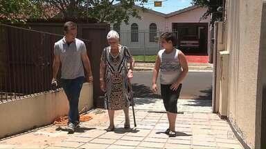 Aumenta o número de queda de idosos dentro de casa em Foz - Só esse ano, foram quase cem casos a mais em relação ao mesmo período do ano passado.