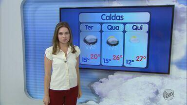 Confira a previsão do tempo para esta terça-feira (22) no Sul de Minas - Confira a previsão do tempo para esta terça-feira (22) no Sul de Minas