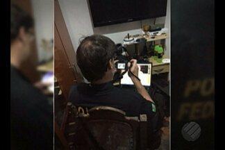 Homem é preso em Belém suspeito de compartilhar imagens de crianças e adolescentes na web - A Polícia Federal realizou hoje (22) de manhã uma operação em 16 estados do Brasil para combater a pornografia infantil na internet.