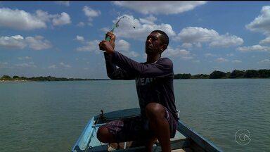 Com a pesca de rede proibida, pescadores podem dar entrada no seguro defeso - O benefício é concedido pelo INSS.