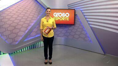 Confira o Globo Esporte desta terça (22/11) - Programa fala sobre as últimas novidades do mercado da bola e sobre a presença de Gustavo Borges em Aracaju.