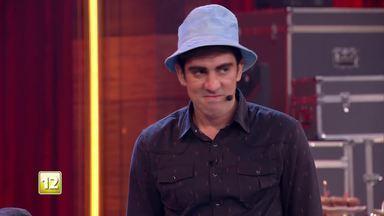 Marcelo Adnet e Tom Cavalcante fazem homenagem a outros programas de humor - Confira tudo na próxima quinta, 24/11.