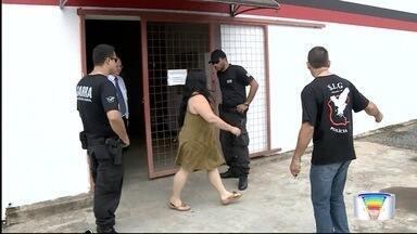 Advogada é presa na Operação Ethos - Ela é suspeita de envolvimento com facção criminosa.