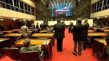 STJ dá prazo para que deputados estudem ação contra Pimentel - Procedimento realizado pela Assembleia foi suspenso por dez dias.