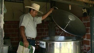 Moradores de área rural de Umuarama reclamam de constantes quedas de energia - Segundo eles, os prejuízos com produção e equipamentos elétricos aumentaram nos últimos meses.