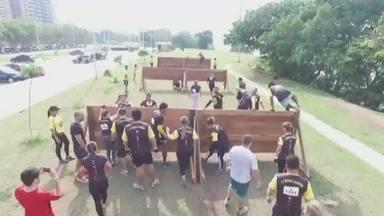 Corrida em Manaus desafia participantes com obstáculos - Insanus Race será realizada no dia 11 de dezembro, no Clube do Trabalhador (Sesi), na Zona Leste da capital amazonense.