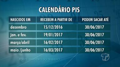 Pagamento do PIS já está disponível nas agências da Caixa Econômica Federal - Tem direito ao abono quem trabalhou com carteira assinada por pelo menos um mês em 2015