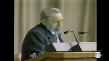 Confira o perfil do líder cubano - Foram 49 anos no poder, tempo para muitos recordes. Mesmo afastado e com Raúl Castro no comando do país, Fidel ainda era presença forte para os cubanos.