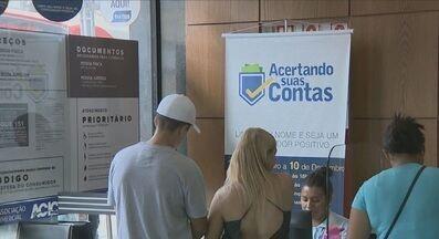 Mutirão reúne devedores e credores para renegociar dívidas em Campinas - É a oportunidade para quem está com o nome sujo começar 2017 sem preocupações.