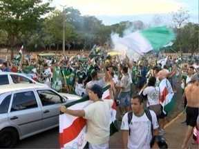 Palmeiras conquista título do Campeonato Brasileiro - Jogo aconteceu na tarde deste domingo (27).
