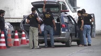 Polícia detalha esquema de fraude da Câmara de Vereadores de Carpina - Operação foi desencadeada na semana passada.