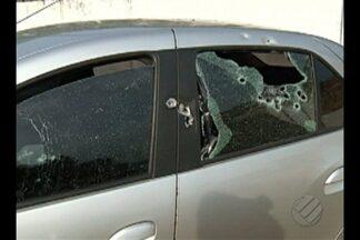 Condutor de carro atingido por tiros da polícia presta depoimento na Delegacia de Marituba - A Polícia Civil já abriu inquérito para investigar a abordagem que ocorreu na BR-316, na última sexta-feira (25).