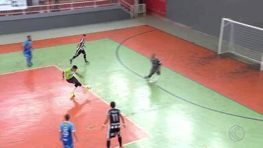 Tupi-MG perde para Minas e fica com vice no Mineiro do futsal - Jogo foi equilibrado, mas time carijó teve dificuldades de marcar.
