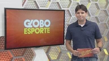 Veja a íntegra do Globo Esporte AM desta segunda (28) - Assista ao programa completo exibido na Rede Amazônica-AM.