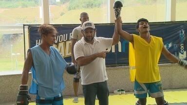 Primeiro treinador de José Aldo realiza torneio de MMA esportivo - Márcio Pontes é o idealizador da modalidade, que se diferencia um pouco do MMA tradicional. Acompanhe como foi a competição.