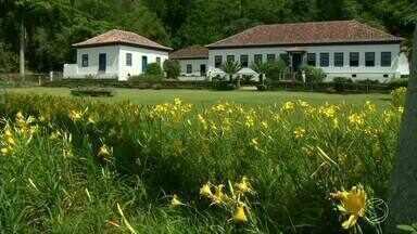 Novela portuguesa é filmada em fazenda de Vassouras, RJ - Parte da trama 'Ouro Verde' está sendo produzida na cidade.