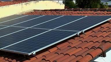 Energia solar tem se tornado uma alternativa super econômica para empresas e residências - Em Petrolina, tem gente recorrendo a energia solar para economizar.