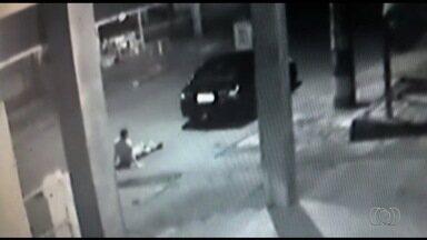 Homem é baleado após briga no Parque Tremendão, em Goiânia - Ele está internado em estado regular no Hospital de Urgências de Goiânia (Hugo).
