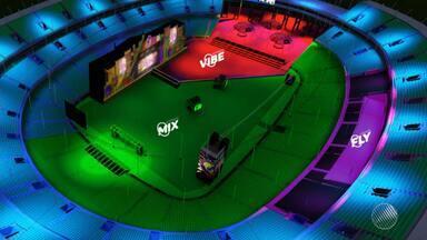 Festival: Grupo de DJs, Adão Negro e Duas Medidas farão a festa nos camarotes do evento - O evento acontece nos dias 10 e 11 de dezembro, na Arena Fonte Nova.