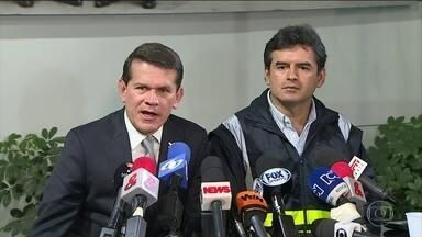 Pane seca derrubou avião da Chapecoense, confirmam autoridades - Autoridades colombianas confirmaram que a falta de combustível foi a causa da queda do avião da Lamia.
