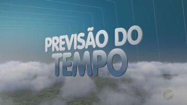 Campinas pode ter nova chuva nesta quinta-feira no fim da tarde - Na quarta, chuva com ventos de até 100km/h foram registrados pela Defesa Civil.