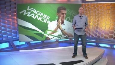 Chapecoense negocia com Vágner Mancini para ser o técnico da equipe em 2017 - Sobreviventes da tragédia seguem com melhoras no estado de saúde. Neto ainda está sedado, e inspira mais cuidados.