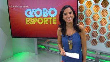 Globo Esporte RS - Bloco 1 - 09/12 - Assista ao vídeo.