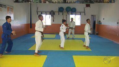 Judocas sergipanos buscam vaga no Circuito Europeu através de Meeting - Judocas sergipanos buscam vaga no Circuito Europeu através de Meeting