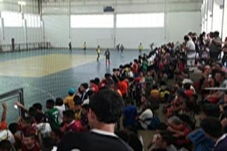 Peneira seleciona jovens talentos para o futsal de Mogi - Foram ocupadas 217 vagas para as categorias sub-12, 14, 16 e 18.