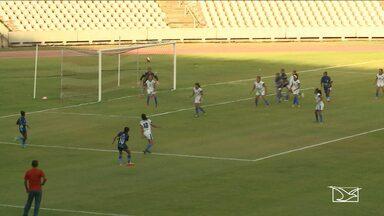Em jogo de cinco gols, BV e Viana fazem primeira decisão do Maranhense - No Estadual de futebol feminino já tem time que goleou na final e botou a mão na taça